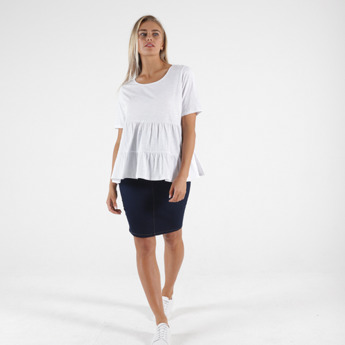 SOFIA TOP-WHITE