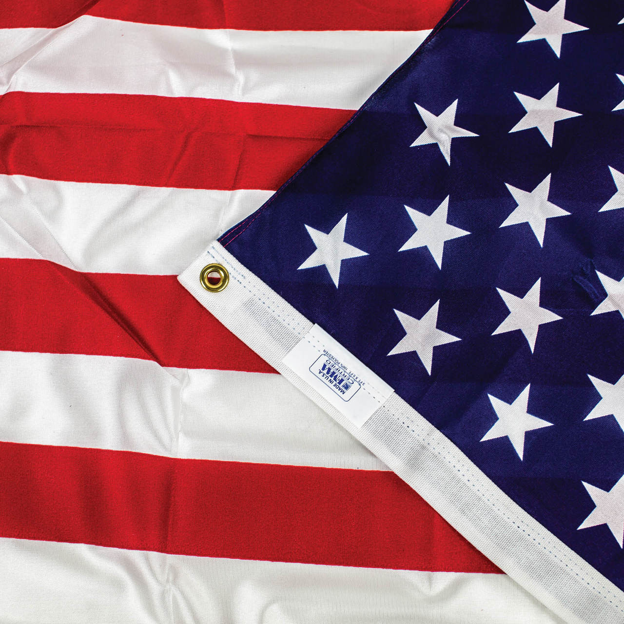 US American Flag 3/'x5/' ULTRA KNIT Nylon//Poly 100/% Made in the USA