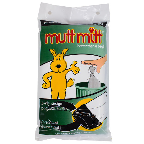 Mutt Mitt®  2-Ply (Pack of 100) – Item#: 2540