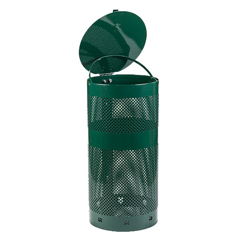 Waste Can with Lid -10 gallon