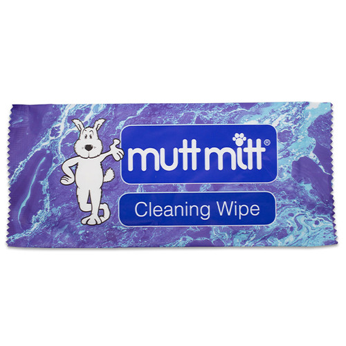 Single-use Cleansing Wipe Packets - 200/case