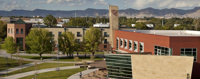 Colorado Mesa University - Some Great Mountain Biking