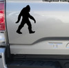 BIGFOOT - Vinyl Decal Sticker - Yeti Abonimable Snowman Sasquatch Believe