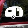 CAMPER Vinyl Sticker - RV Travel Trailer TT Camping 5th Wheel Glamping