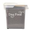 DOG FOOD Vinyl Sticker - Household Label - Puppy Canine - Die Cut Decal SWASH