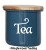 TEA Vinyl Sticker - Kitchen Organization Label - Die Cut Decal - Loose Bags - Swash