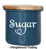 SUGAR Vinyl Sticker - Kitchen Organization Label - Die Cut Decal - Swash