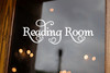 Reading Room Vinyl Decal - Library Books - Die Cut Sticker - Swash