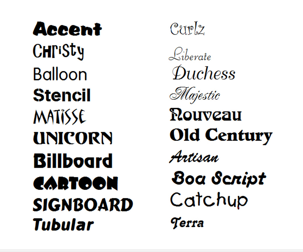 "Name - Vinyl Decal Sticker - 5"" wide"