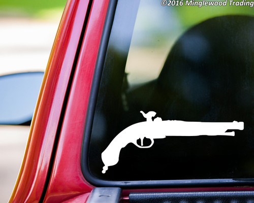 Pistol Packin/' Mama Conceal Carry Sticker