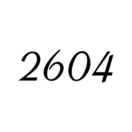 """Custom Text for Mailbox or House - Vinyl Decal Sticker - 1"""" to 10"""" tall - Numbers Name Address - Aspire"""