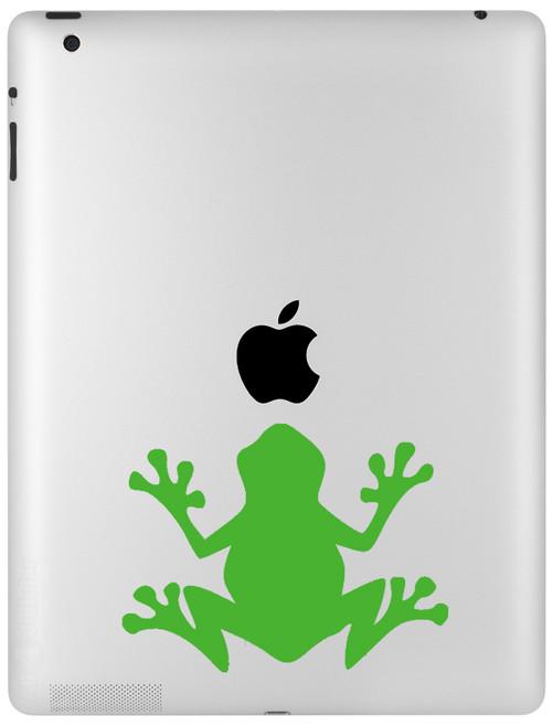 FROG Vinyl Sticker - Toad Bullfrog  - Die Cut Decal