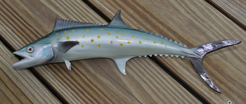 Spanish Mackerel fish replica
