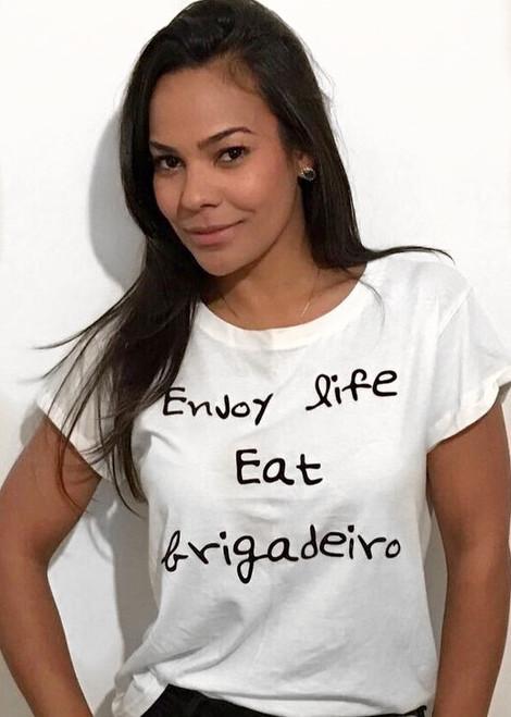 Enjoy Life Eat Brigadeiro