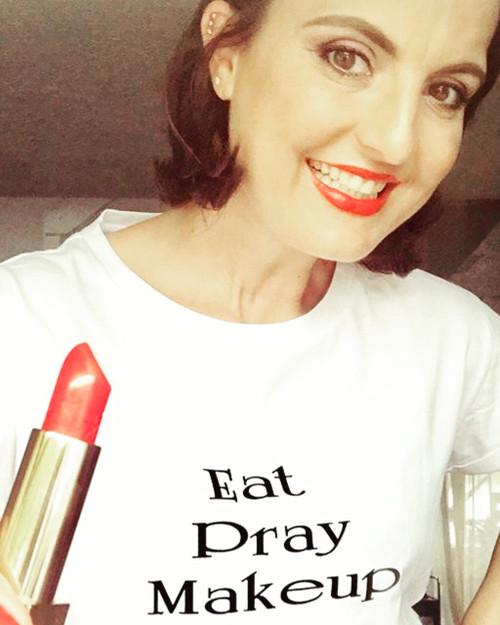 Eat Pray Makeup