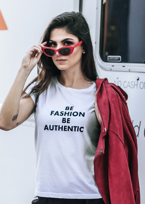 Be Fashion Be Authentic