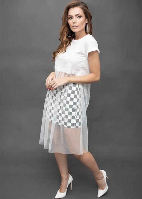 T-Shirt Dress - SALE