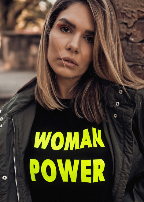 Woman Power Black