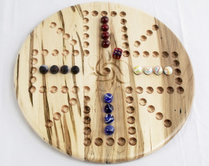 Aggravation/Wahoo 4 Player in Ambrosia Maple