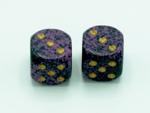 16mm d6 Speckled Hurricane dice