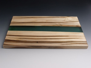 Maple Small Green Charcuterie Serving Board