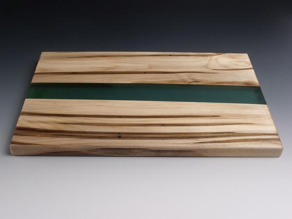Maple Small Green Charcuterie Serving Board