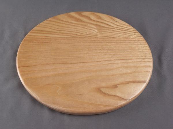 Oval Tray 1 Honey Locust Yellow Epoxy Resin
