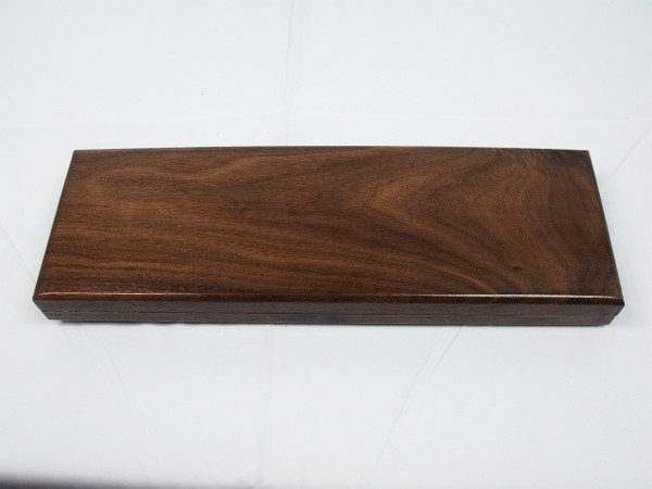 Walnut 3 Player Cribbage board