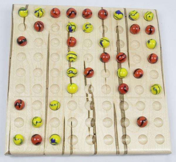 Super Tic Tac Toe/Konane Marble Set