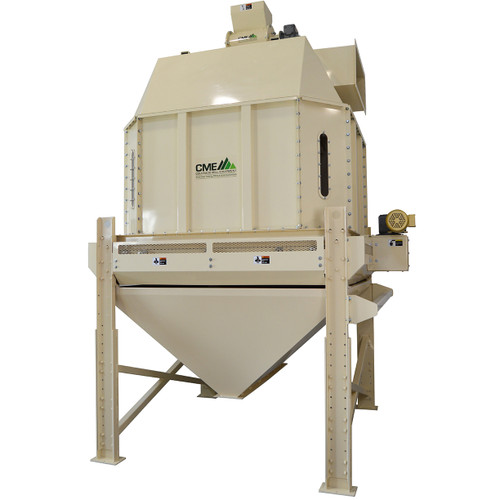 NEW CME, MILL-C12, 2HP Pellet Cooler
