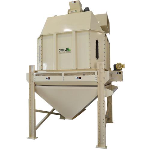NEW CME, MILL-C12, 2HP Pellet Cooler