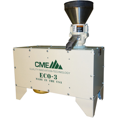 NEW CME, MILL-3, 3HP Pellet Mill