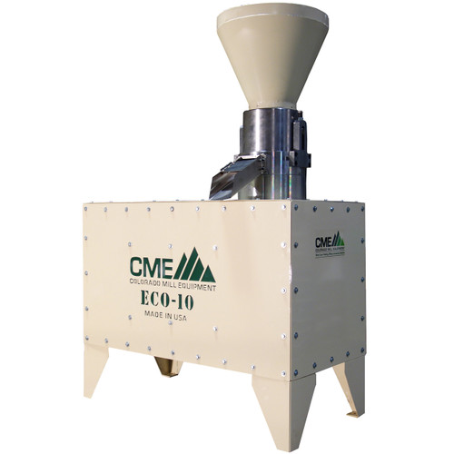 NEW CME, MILL-10, 10HP Pellet Mill