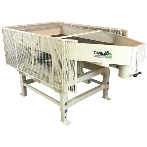 NEW CME, MILL-SCR34 3'x4', 2HP Screener