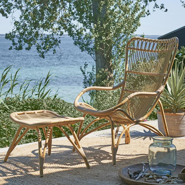 Sika Design Monet Chair Exterior Outdoor Patio Chair