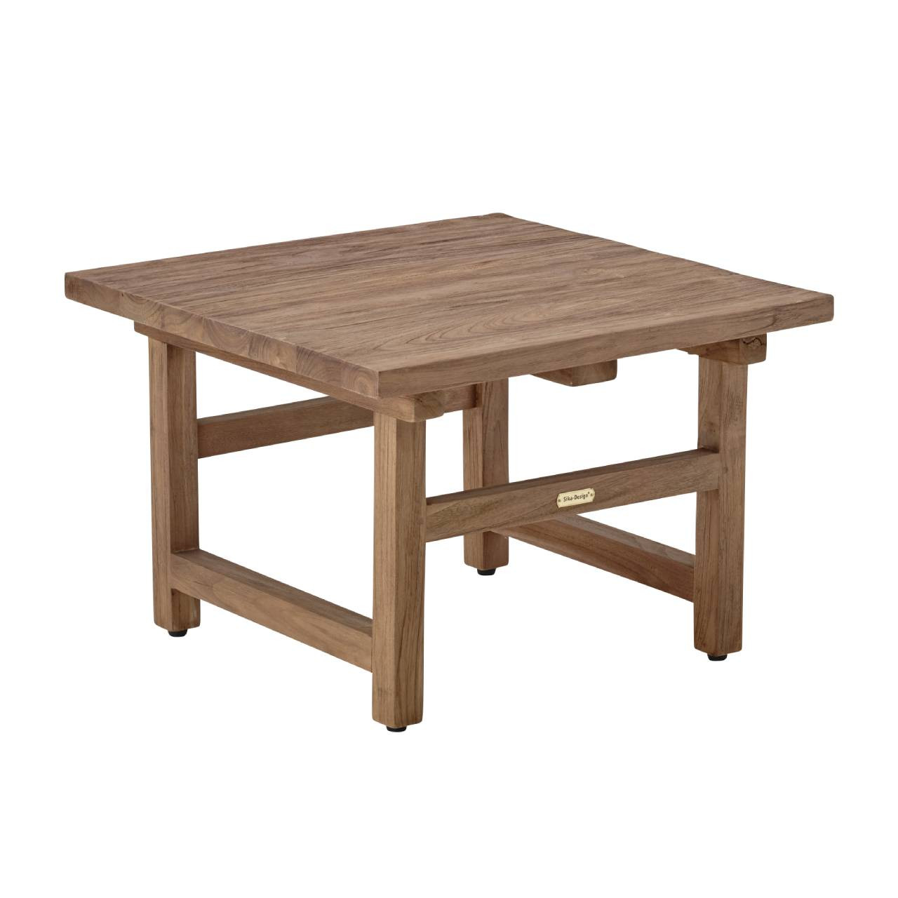 24 X 24 Coffee Table.Alfred Teak Coffee Table 24 X 24 In