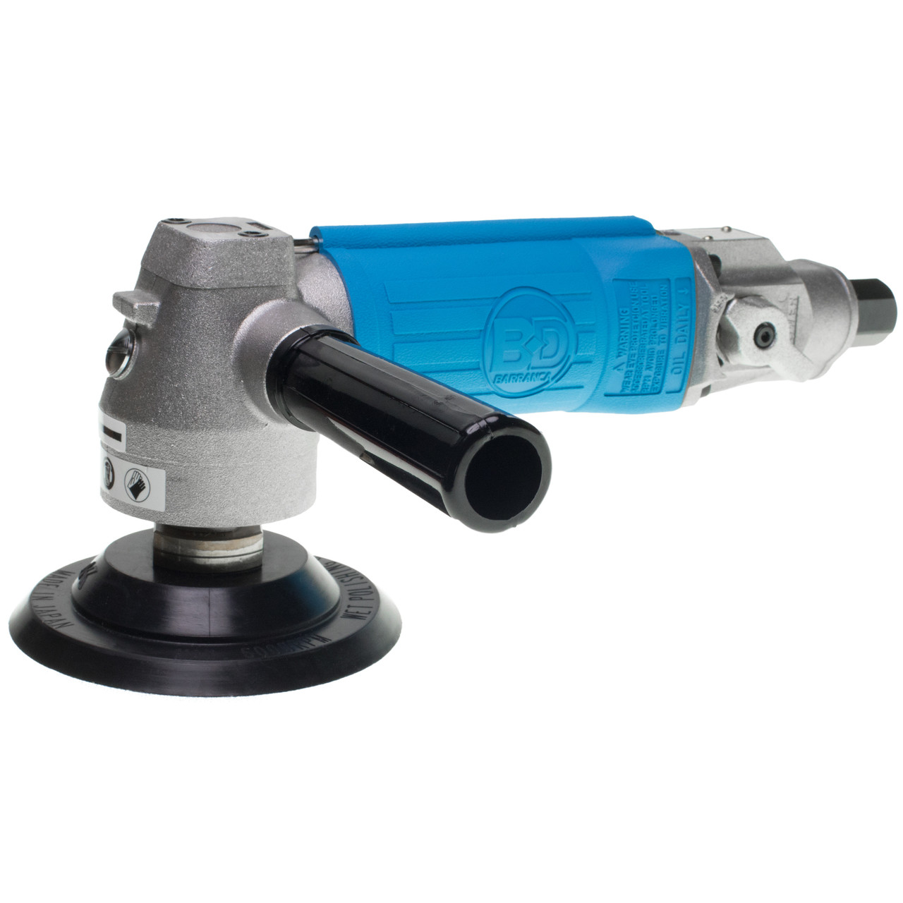 Air Grinder Wet Stone Polisher 5500 Rpm with Rear Exhaust High Power