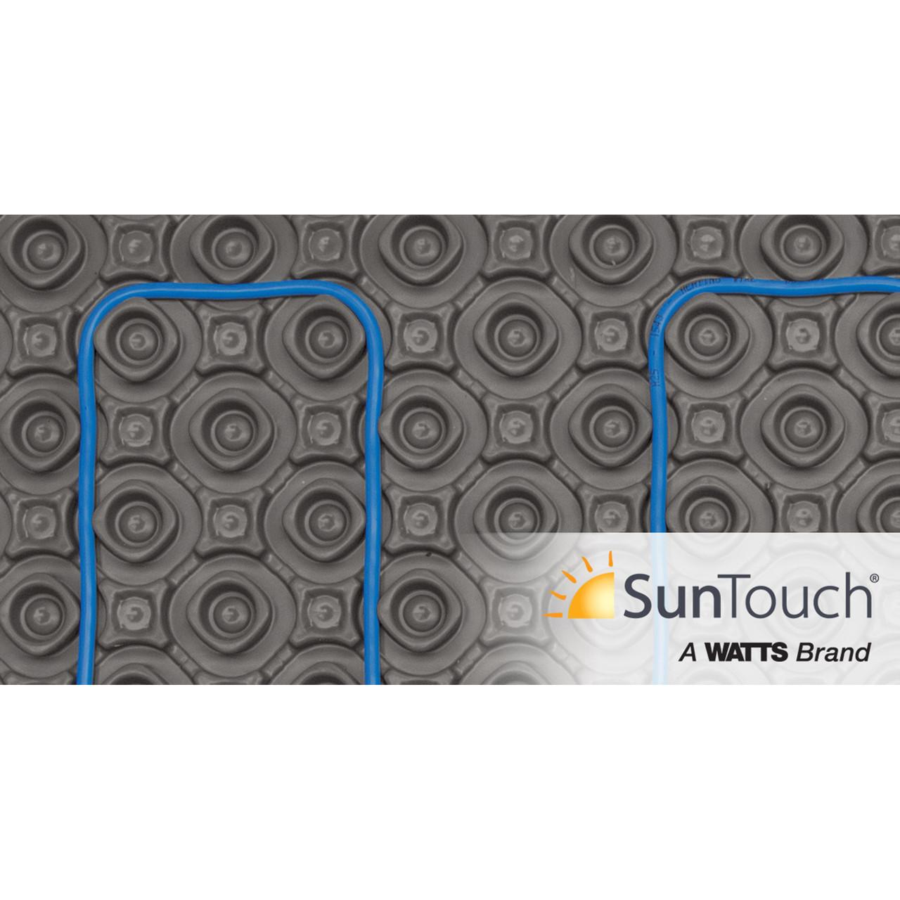 SunTouch Floor Warming HeatMatrix 161 SqFt Uncoupling Membrane Roll