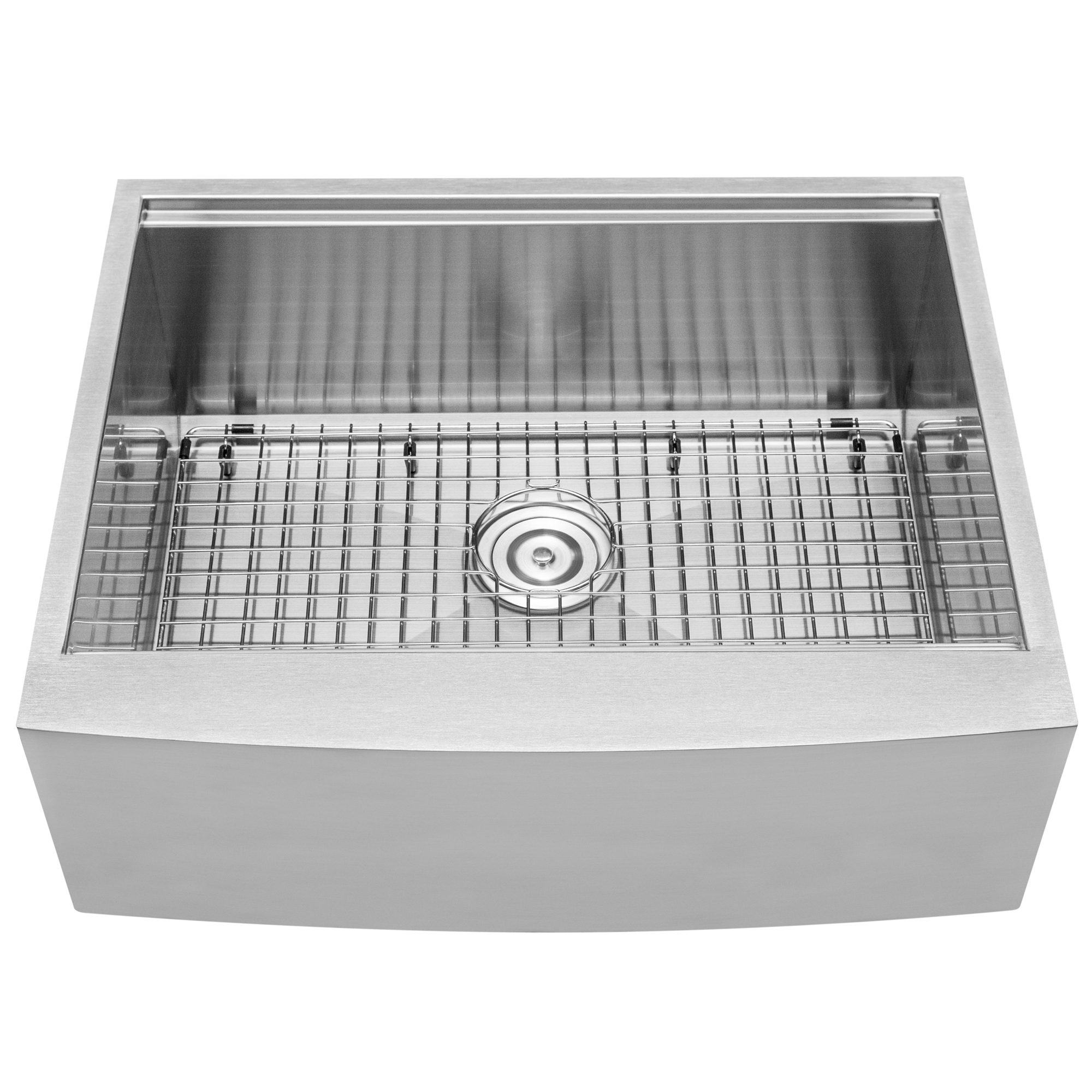 Single Basin Apron Sinks