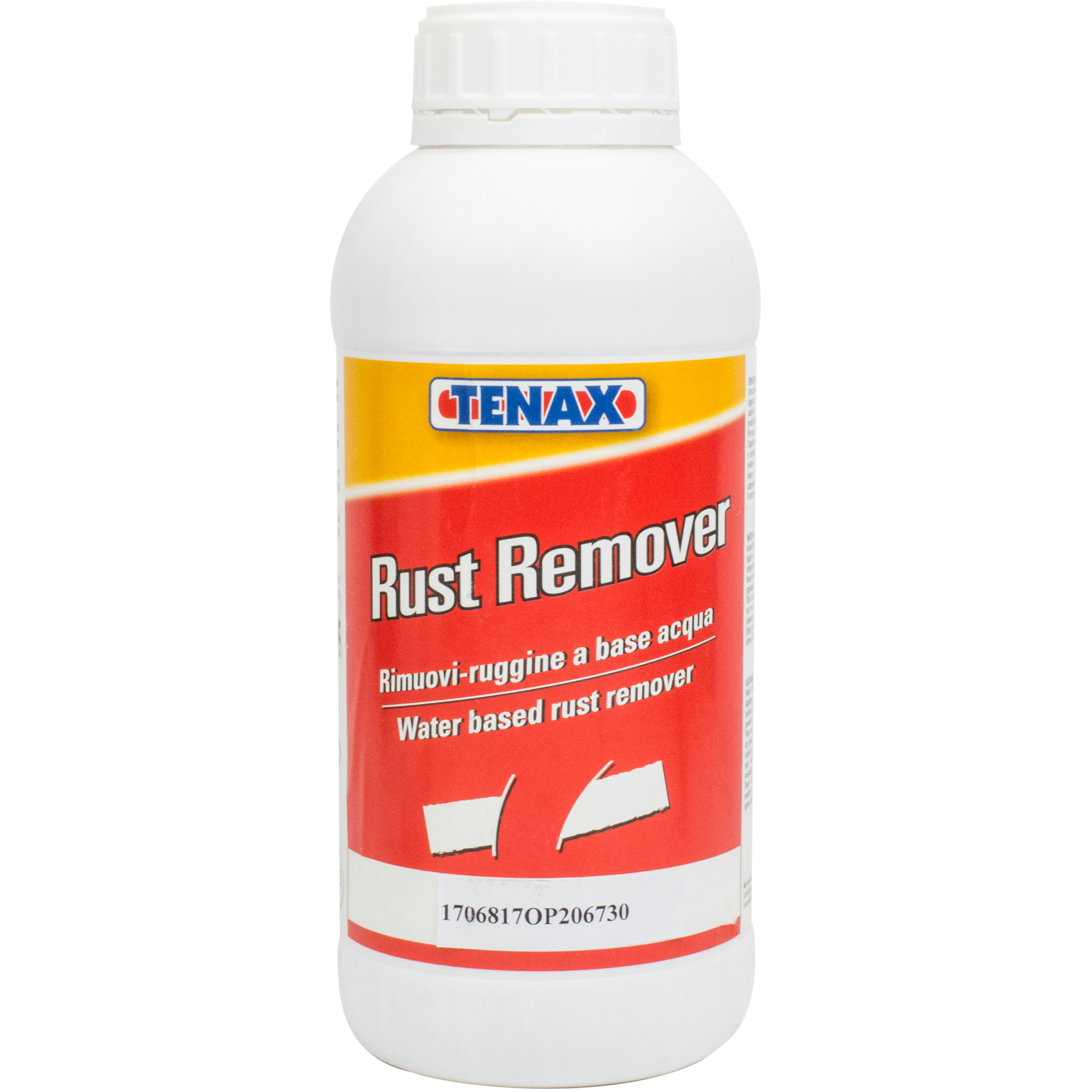 Rust & Stain Removers