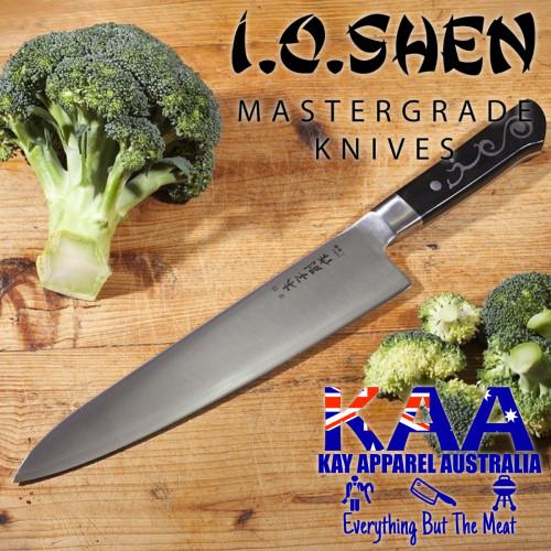 "I.O Shen Chefs Knife - 210mm / 8.26"""