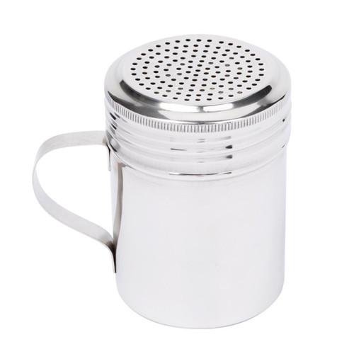 KH Salt Dredge Shaker With Handle Stainless Steel