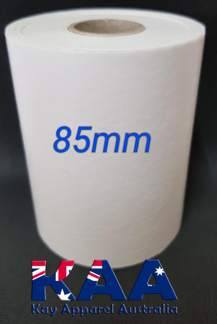 Wax Roll 85mm Wide (Steakette Paper) 75 meters per roll