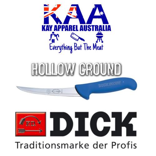 "F.Dick 5"" ErgoGrip Boning Knife Hollow Ground 8 2991 13 HG"
