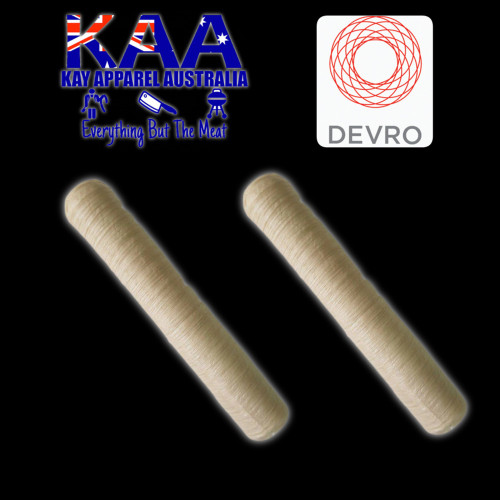 Devro 30mm collagen sausage casings pack of 2