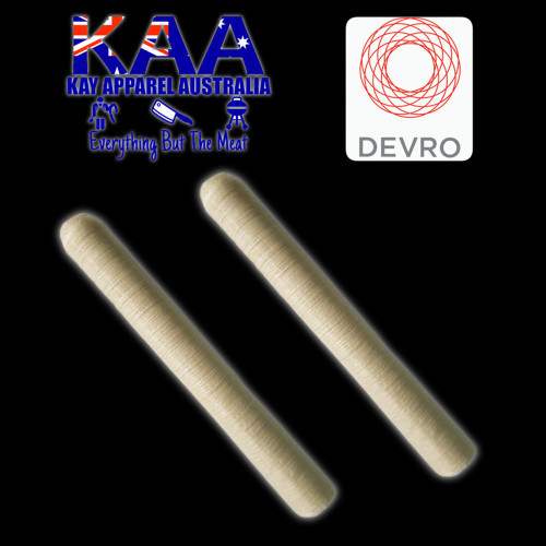 Devro 26mm collagen sausage casings pack of 2