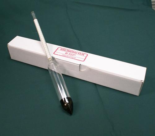 Salinometer Brine Tester, 0 -100% (Salt Tester)