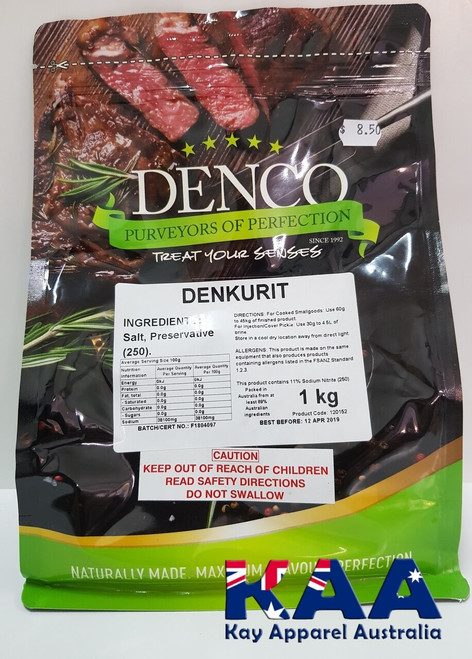 Cure #1 Denco Denkurit 1kg (QUICK CURE)