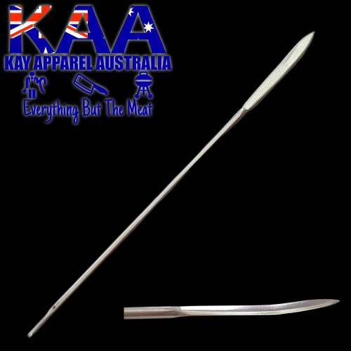 """Butchers Sewing Needle 12"""" (30cm) Stainless Steel"""