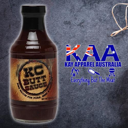 KC Butt Sauce BBQ 595 Grams